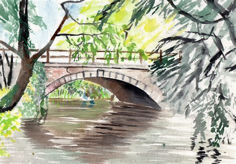 Sketches To Paint by Landscape Painting Sketch To 187 Mg Cole