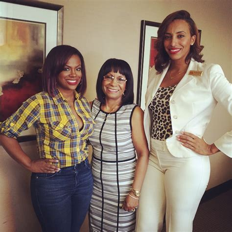 kandi burruss new house kandi burruss buys a new home for mom joyce jones kandi rumored to be pregnant