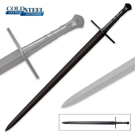 and half swords cold steel maa and a half sword budk knives swords at the lowest prices