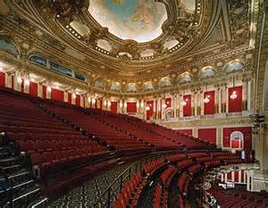 boston opera house henry consulting engineers