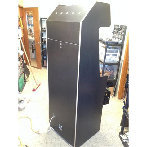 stand up arcade cabinet diy kits 2 player stand up arcade time machine custom arcade machines