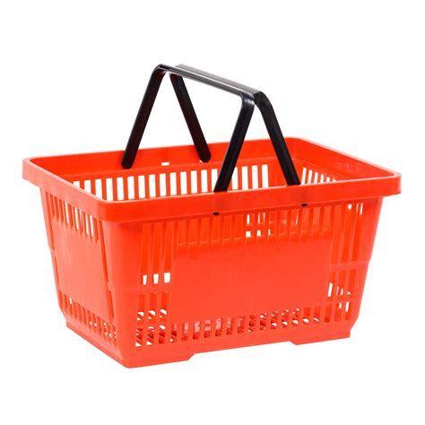 Creative Shelving shopping basket with handle 425 l x 290 d x 225mm h shop