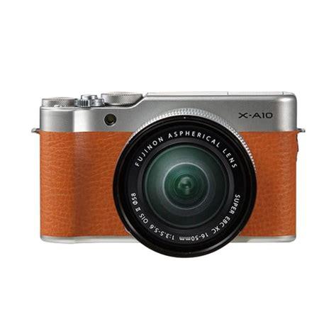 Kamera Fujifilm Finepix X10 jual fujifilm x a10 xc 16 50 kamera mirrorless brown