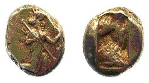 monete persiane le prime monete