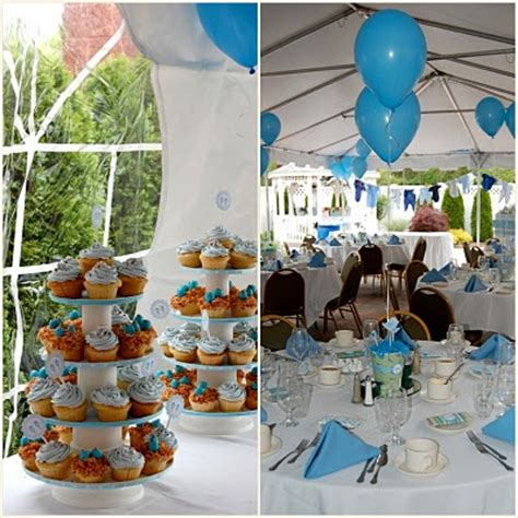Boy Baby Shower Decoration Ideas by Best Boy Baby Shower Themes
