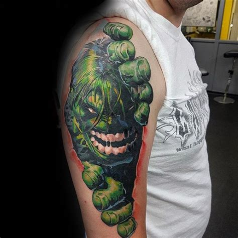 marvel tattoos 72 most wonderful marvel tattoos that look great on your