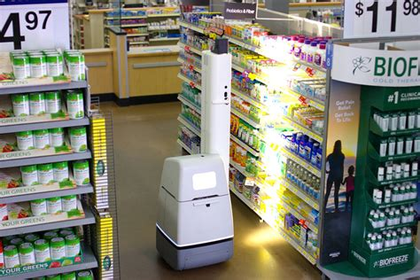 """Walmart Deploys Shelf Scanning Robots So Staff Can """"Serve You Better?   MIKESHOUTS"""