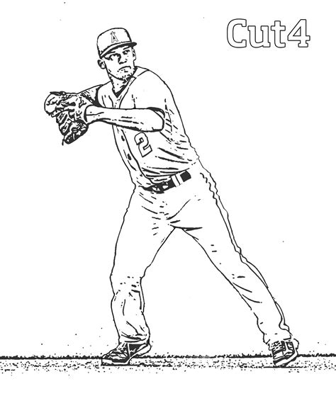 angels baseball coloring page 11 days until spring training let these printable angels