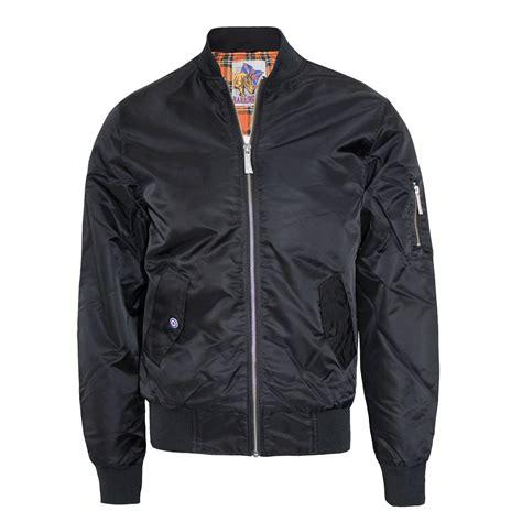 Jaket Bomber Harrington Trasher harrington bomber jacket black magasin en ligne spirit of the streets
