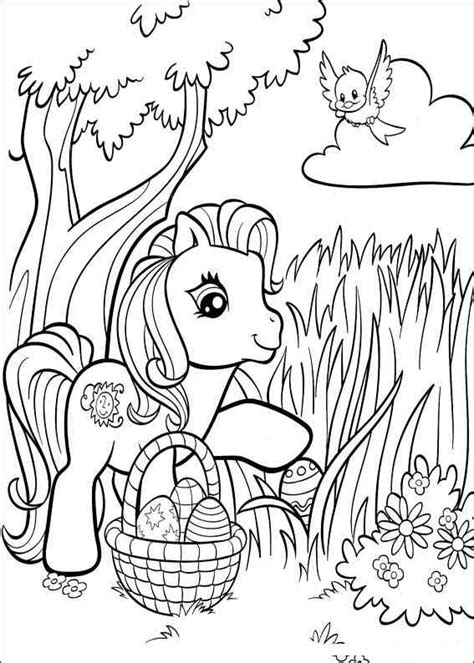 My Little Pony Coloring Pages Free Printable Pictures Printable Coloring Pages My Pony