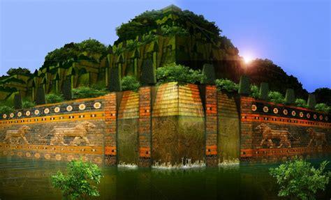 imagenes de jardines virtuales jardines colgantes de babilonia sistema de museos virtuales