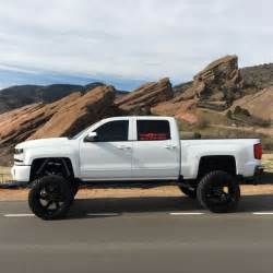 Lifted Chevrolet Silverado 3gcukrec6gg131619 2016 Chevy Silverado Z71 Lifted Custom