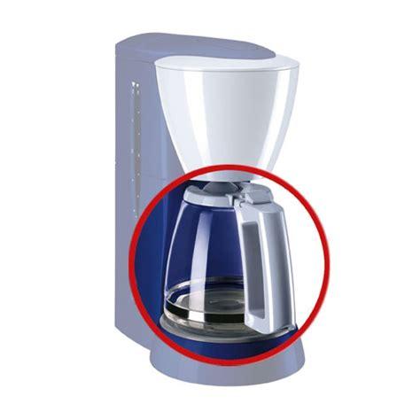 Kaffeemaschine Glaskanne Kaputt by Ersatzkanne F 252 R Melitta Single 5 Kaffeemaschine M 720 Blau