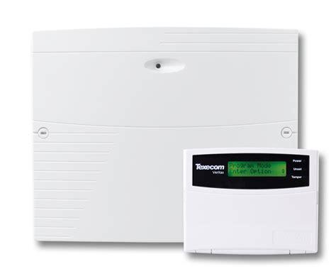 Alarm Panel texecom veritas excel burglar alarm panel lcd rkp cfe 0001