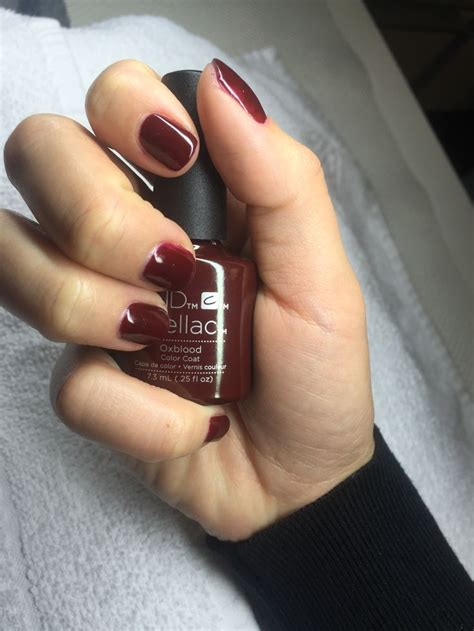 color manicure the 25 best shellac colors ideas on cnd