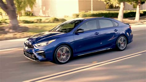 Kia Forte Gt 2020 by Kia Forte Gt 2020 Exterior Interior Design And Drive