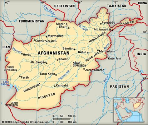 5 themes of geography afghanistan afghanistan location students britannica kids