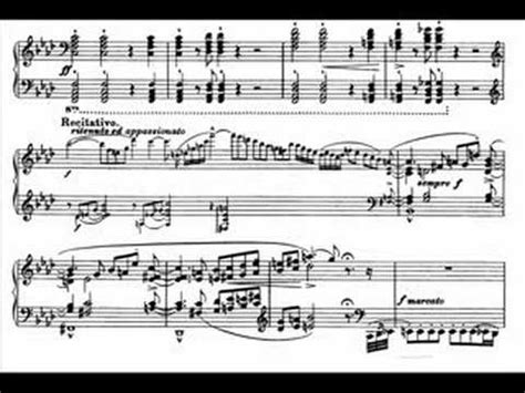 the second section of a sonata is commonly called the sviatoslav richter plays liszt sonata h moll part ii