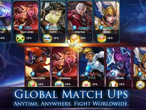 bluestacks mobile legends controls play mobile legends bang bang on pc and mac with