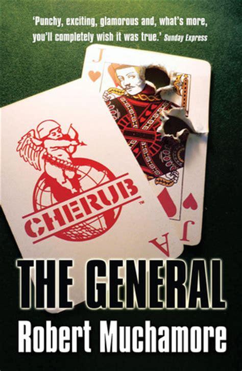 general cherub   robert muchamore reviews