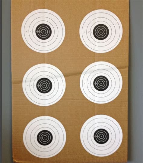 printable appleseed targets printable 8 quot round adhesive targets package of 20