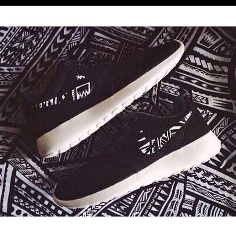 tribal pattern nike roshe shoes nike roshe run nike running shoes nike tribal