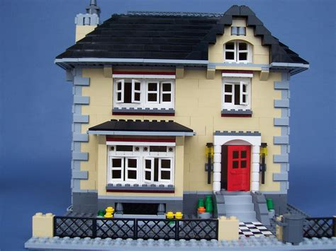 house creator brick town talk picture review of creator house 4954 lego town architecture