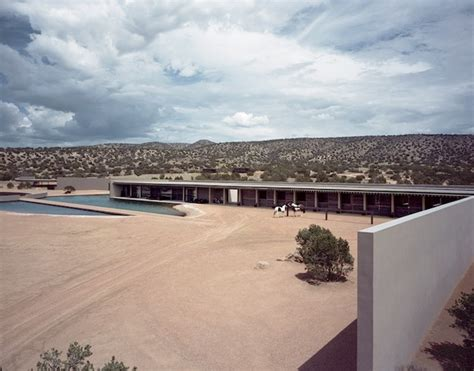 Home Journal Interior Design tom ford s santa fe ranch by tadao ando architect