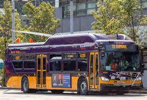 king county metro transfer color king county launches next generation of electric trolleys