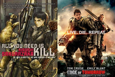 groundhog day vs edge of tomorrow review edge of tomorrow is groundhog day on sci