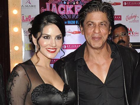film india qais dan laila shah rukh khan keen to work with sunny leone bollywood