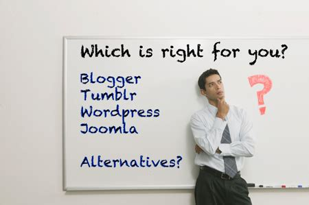 blogger vs wordpress for making money which is the best website or blogging platform for you