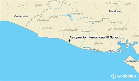 where is el salvador on a world map where is el salvador on a world map 28 images san