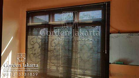 Vitrase Venetian Ukuran Custom roller blind jakarta promo rainbow blinds mulai rp370000m2 tukang gorden jual gordyn vitrage