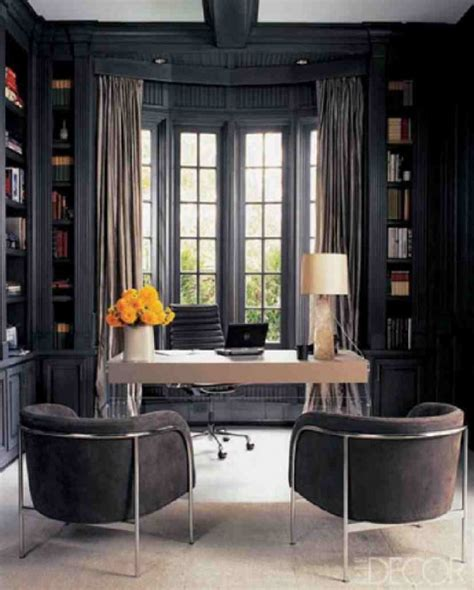 black and white home design inspiration 70 gorgeous home office design inspirations digsdigs