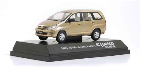 Diecast Kijang Inova toyota kijang innova 2004 metallic gold auto models