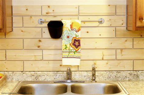 6 ways to redo a backsplash right the one