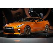 2017 Nissan GT R Debuts At New York  CarNewsCafecom