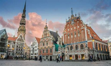 European Style House The Timeless Attraction Of Regal Riga Welcomes Worldwide