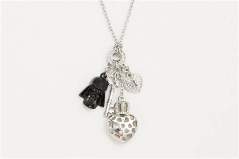 25 Wars Darth Vader Necklace Kalung Fandom Import Murah the kessel runway s wars fashion news and reviews