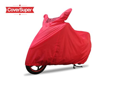 Suzuki Thunder Durable Motor Cover Selimut cover sarung selimut mantel motor kualitas stylish