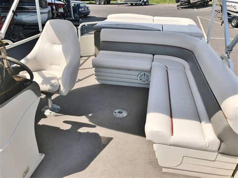 crestliner boats for sale in montana 2007 used crestliner 2085 sport pontoon boat for sale