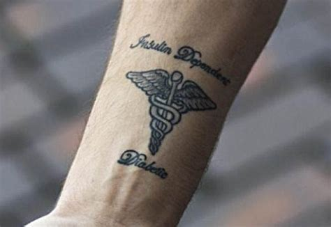 will medical tattoos replace medical id bracelets