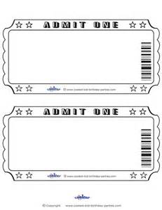 admit one ticket invitation template best 25 free printable invitations ideas on