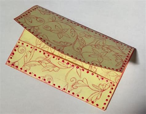 Handmade Envelopes Template - 25 best ideas about gift card template on