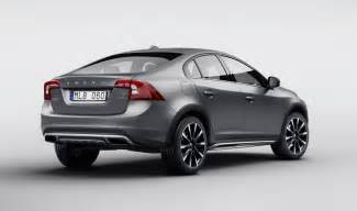 Volvo S60 2016 2016 Volvo S60 Cross Country Revealed Ahead Of 2015