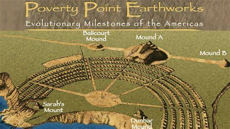 poverty point earthworks evolutionary louisiana public
