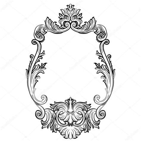 cornici stile barocco specchio in stile barocco rococ 242 cornice decori