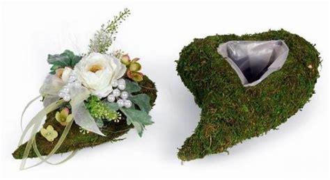 kerzen vasen günstig moos herzen zum bepflanzen g 195 188 nstig kaufen