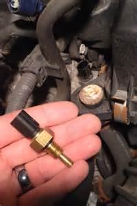 replace 2006 honda civic engine coolant temperature ect